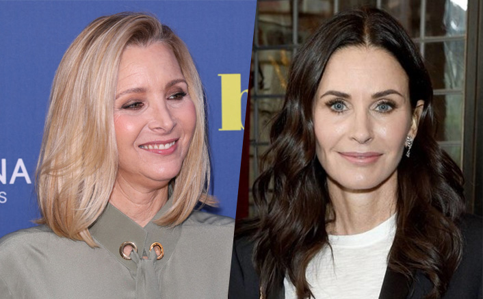 CONFIRMED! Courteney Cox AKA Monica & Lisa Kudrow AKA Phoebe Are Reuniting & It's Not For FRIENDS