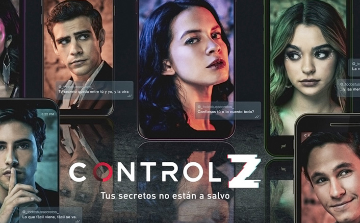 Control Z Review: Many Reasons Why You Should Watch This Story Of F*cked Up High School Teenagers