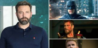 DC Trivia #10: When Ben Affleck Was Inspired By 'Thor' Chris Hemsworth & 'Captain America' Chris Evans To Play Batman