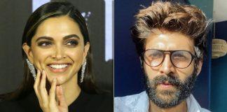 Deepika Padukone is not too fond of Kartik Aaryan's bearded look