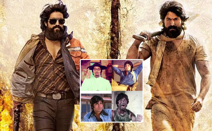 Superstar Yash's Rocky Character In KGF Was Inspired By Amitabh Bachchan's 70's Movies, Deets Inside