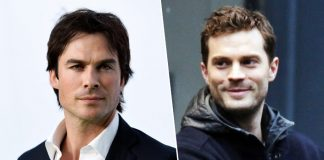 Did You KnowIan Somerhalder AKA Damon From Vampire Diaries Was To Play Christian Grey &Strangely We Wouldn't Mind!