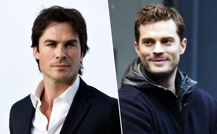Did You Know? Ian Somerhalder AKA Damon From Vampire Diaries Was To Play Christian Grey In Fifty Shades Of Grey