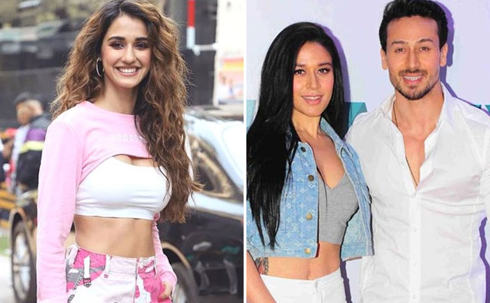 Disha Patani Is All Praises For Krishna Shroff & We Wonder What Tiger Shroff Has To Say!