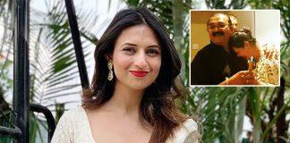 Divyanka's parents set an 'example of unadulterated love'