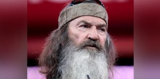 Duck Dynasty Fame Phil Robertson Reveals He Has A Daughter From An Earlier Affair
