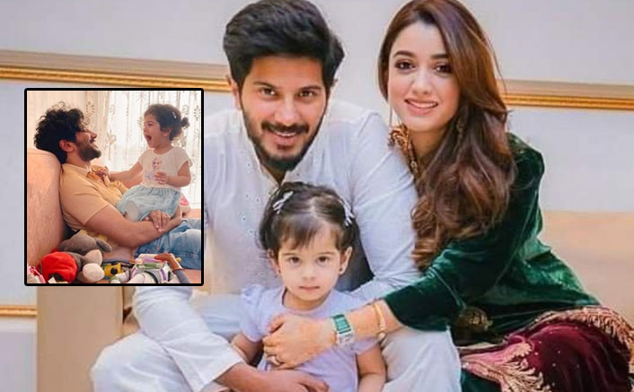 Dulquer Salmaan's Poem For His Daughter Maryam On Her Birthday Will Make You Go Aww!