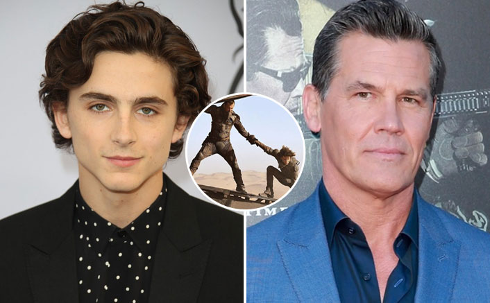 Dune NEW Look: Timothée Chalamet & Josh Brolin Are The New Action Duo We Didn't Know We Needed!