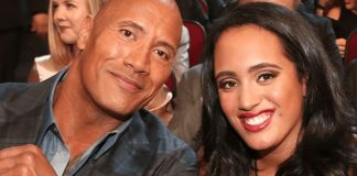 """Dwayne Johnson AKA The Rock On Her Daughter Simone Joining WWE: """"At 16, She Was Working Her A** Off"""""""