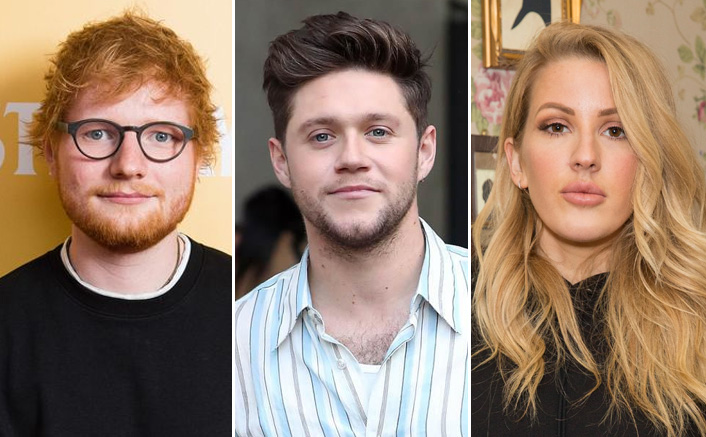 Ed Sheeran VS Niall Horan: When THIS Diva Caused Feud Between The Two Singers – CELEBRITY RIVALS #6
