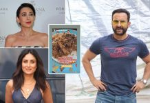 Eid special: Saif treats Kareena, Karisma with mutton biryani