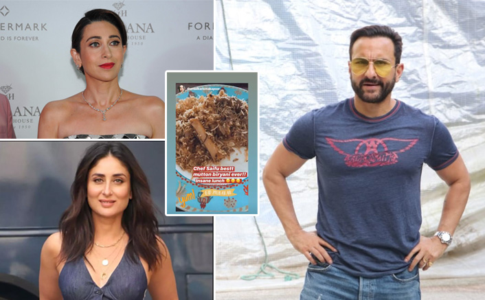 Eid 2020: Kareena Kapoor Khan & Saif Ali Khan Send The BEST Mutton Biryani For Karisma Kapoor
