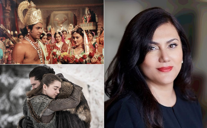 """EXCLUSIVE! Dipika Chikhlia On Ramayan Breaking The Record Of Game On Thrones: """"I Wish I Could Be A Part Of The Show"""""""