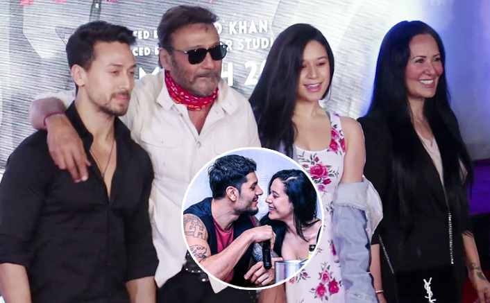 EXCLUSIVE! Krishna Shroff Opens Up On Tiger Shroff & Family's Reaction On Her Relationship With BF Eban Hyams