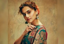 Taapsee Pannu Is Ready To Rock & Roll On Sets, Shares Her Excitement!