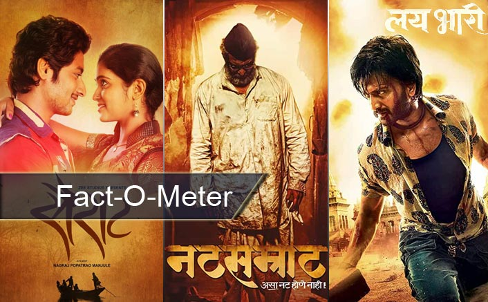 Fact-O-Meter: Gap Between Sairat's Collection & Other Highest Marathi Grossers Is UNIMAGINABLE!