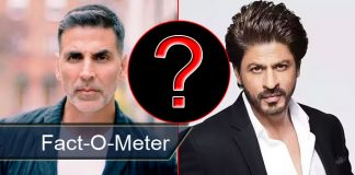 Fact-O-Meter: Not Shah Rukh Khan Or Akshay Kumar But THIS Superstar Had More Clashes In The Current Decade!