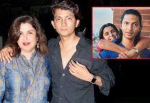 Farah posts funny birthday wish for 'ok husband' Shirish Kunder