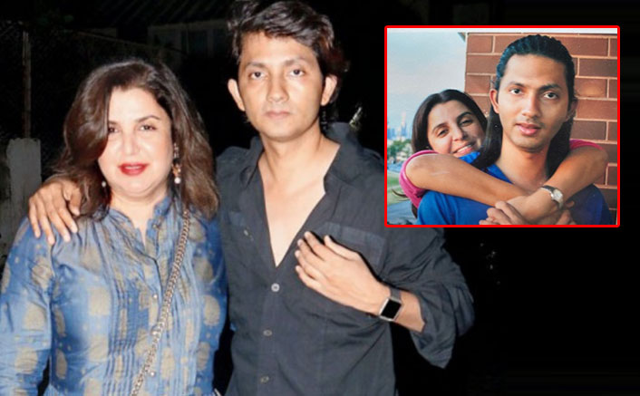 Farah posts funny birthday wish for 'ok husband' Shirish Kunder