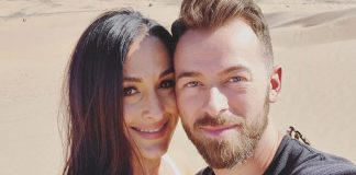Fiance Artem Chigvinstev Cooks Dinner For Pregnant Wife Ex WWE Star Nikki Bella!
