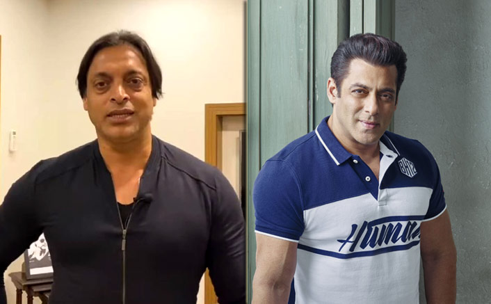 Former Pakistani Cricketer Shoaib Akhtar Wants Salman Khan To Lead His Biopic, Read On