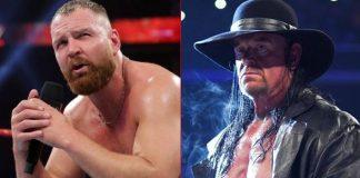 Former WWE Wrestler Dean Ambrose Feels The Undertaker Is Like A Comic Character