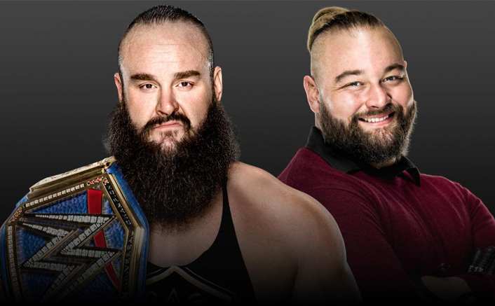 WWE Friday Night Smackdown Results: Braun Strowman & Bray Wyatt Come Face To Face Ahead Of Their Universal Title Match Of 'Money In The Bank'