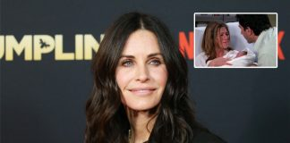 FRIENDS: Did You Know? Courteney Cox Went Through A Miscarriage A Day Before Jennifer Anitson AKA Rachel's Delivery Scene