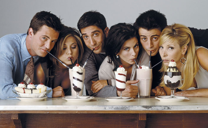 FRIENDS Trivia #10: Jennifer Aniston, Courteney Cox & Cast Used To Get Paid THIS Whopping Amount Per Episode