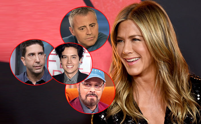 FRIENDS Trivia #22: Not Ross, Joey Or Gunther - THIS Character Was Madly In Love With Jennifer Aniston!