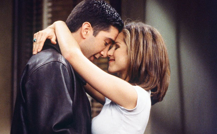 FRIENDS Trivia #27: 'Rachel' Jennifer Aniston & 'Ross' David Schwimmer Were NOT Supposed To Be A Romantic Pair!