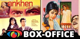 From Dharmendra's Aankhen To Kishore Kumar's Padosan - Top Bollywood Box Office Grossers Of 1968