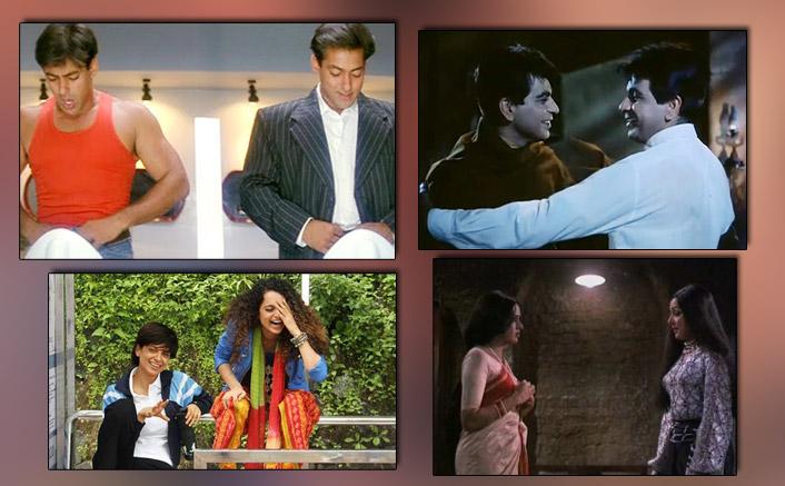 From Dilip Kumar's Ram Aur Shyam To Salman Khan's Judwaa - Double Role Dhamaka: 10 Movies to Beat Your Lockdown Boredom