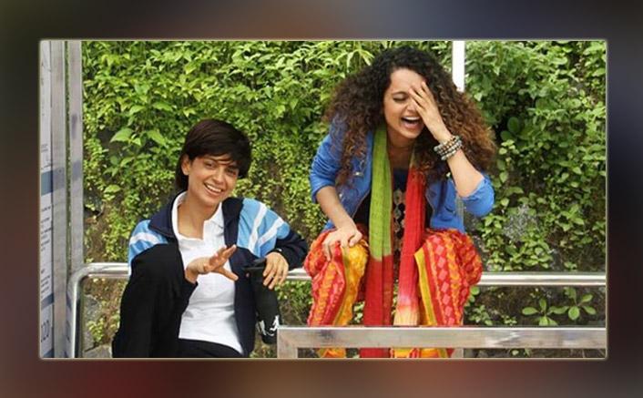 Tanu Weds Manu Returns - Kangana Ranaut