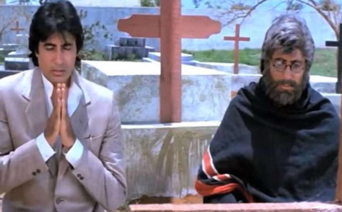 Aakhree Raasta - Amitabh Bachchan