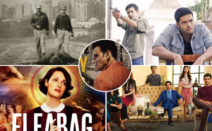 From Mirzapur To Paatal Lok - Edgy Shows With A Dark Humour Treat