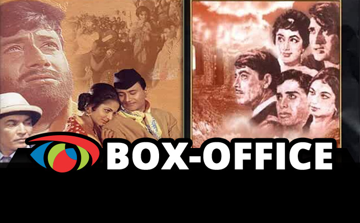 From Raaj Kumar, Shashi kapoor & Sunil Dutt's Waqt To Dev Anand's Guide - Top Bollywood Box Office Grossers Of 1965