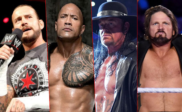 From The Undertaker, The Rock To CM Punk, AJ Styles - Fans Chose Their Top 5 WWE Superstars