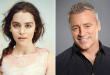 Game Of Thrones' Emilia Clarke Asks FRIENDS' Matt LeBlanc AKA Joey Tribbiani To Ask Her 'How You Doin' & The Way Blushes To It Is EVERY GIRL EVER