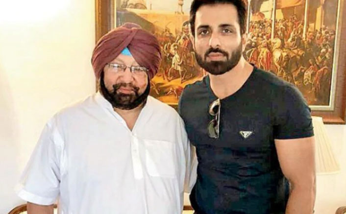 'Good work Sonu', says Punjab CM on actor's charity