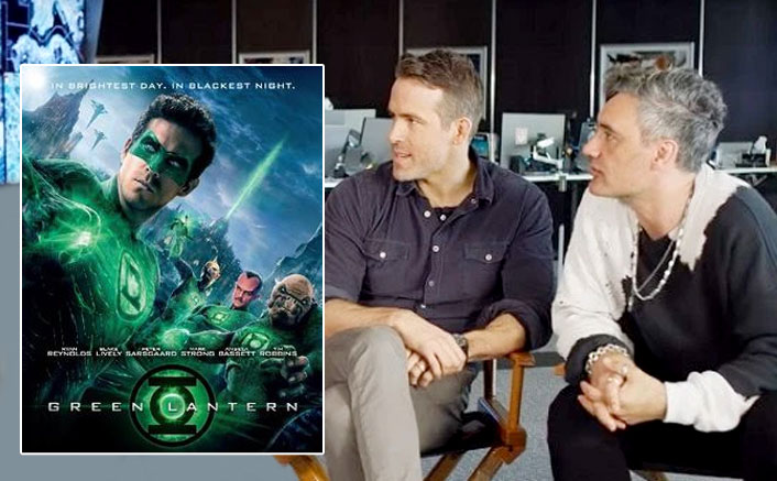 Green Lantern: Ryan Reynolds & Taika Waititi Say They've NEVER Heard Of The DC Film!