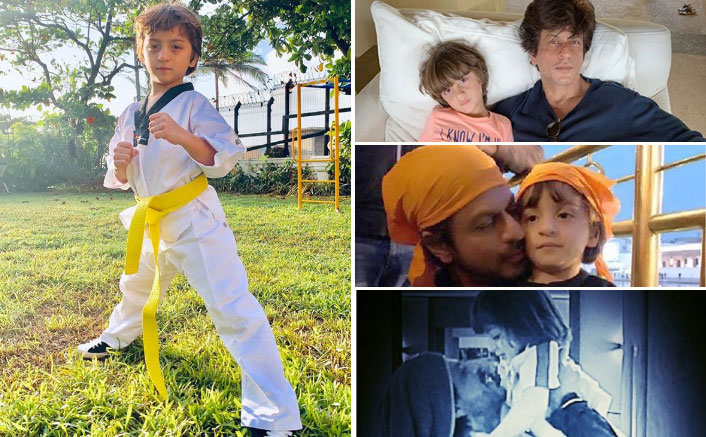 Happy Birthday AbRam! These Cute Pics & Videos Of Shah Rukh Khan's Munchkin Will Leave A Smile On Your Face