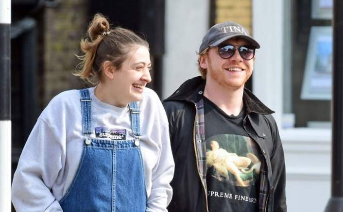 Harry Potter Fame Rupert Grint & His Girlfriend Georgia Groome Welcome Their First Child