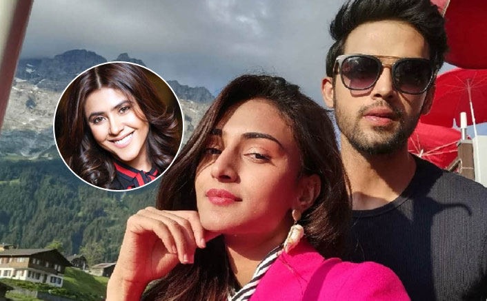 Here's How Parth Samthaan & Erica Fernandes Became A Part Of Ekta Kapoor's Kasautii Zindagii Kay 2