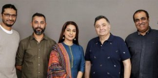 Here's How Team Sharmaji Namkeen Will Complete The Shooting Without Rishi Kapoor