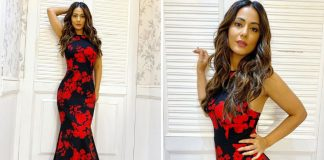 Hina Khan Is Describing Her Figure Type & We Just Want 'Time' To Stop As We Watch Her!