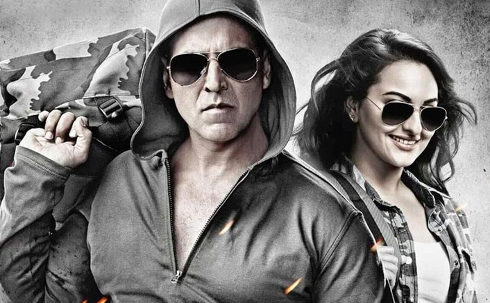 Holiday Box Office: Here's The Daily Breakdown Of Akshay Kumar & Sonakshi Sinha's 2014 Action-Thriller