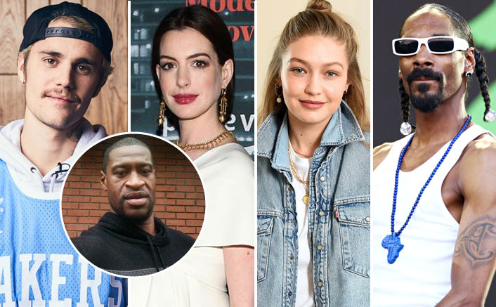 From Justin Bieber To Anne Hathaway, Hollywood Stars Demand Justice For George Floyd