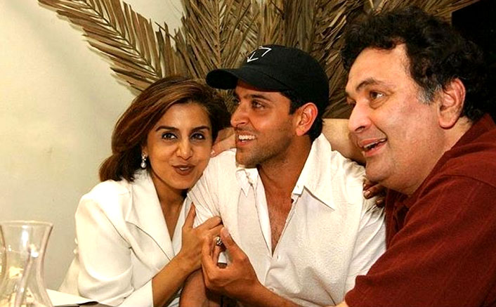 """Hrithik Roshan Shares An Emotional Memory With Rishi Kapoor: """"I Used To Get Up, Heart Palpitating..."""""""