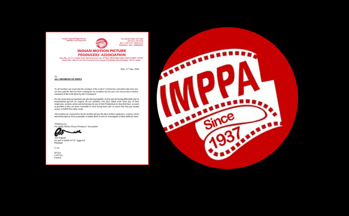 IMPPA Urges Members To Clear Dues Of All Employees Including Daily Wage Workers & Technicians